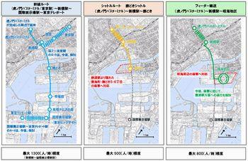 東京都、オリンピック用輸送バス「BRT」の基本計画を発表 ...