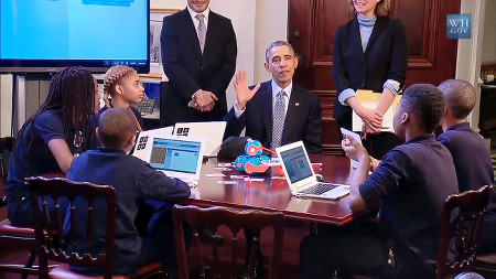 米国政府、コンピューターサイエンス教育に40億ドルを拠出 - MSやAppleなど大手IT企業も支援