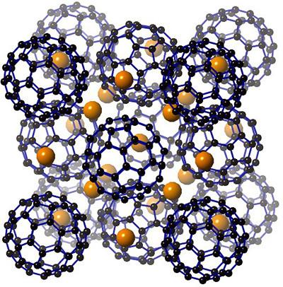 フラーレン化合物超伝導体が臨界...