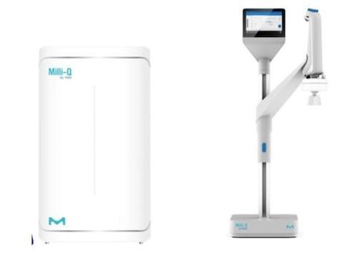 メルク 水銀フリーのuvランプを採用したラボ用の超純水製造装置を発売 Tech