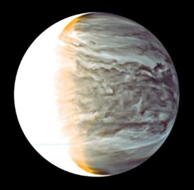 金星の赤道にジェット気流があった