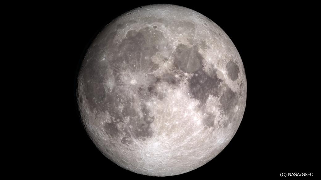 001 - 【宇宙】月の水は常に表面全体に存在する? 従来の通説を覆す新発見-NASAなど[03/02]