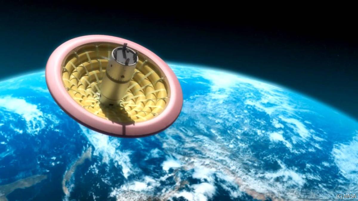 003 - 【宇宙開発】風船でロケットを宇宙から回収? イーロン・マスクの新たな奇策[04/19]