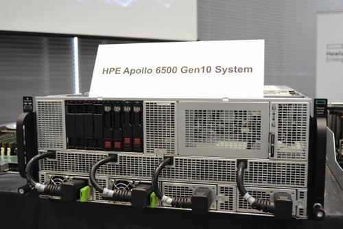 hpeがnvidiaのtesla 100 gpu搭載のai 深層学習に適したサーバ マイナビ