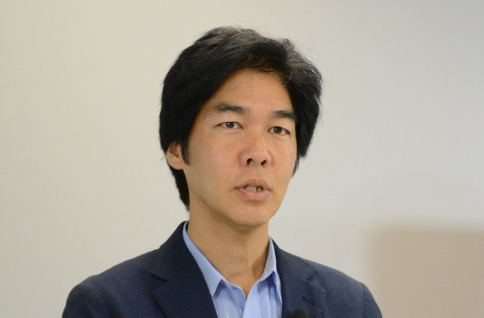 Google Cloud ストラテジック アカウント スペシャリストの武市憲司氏