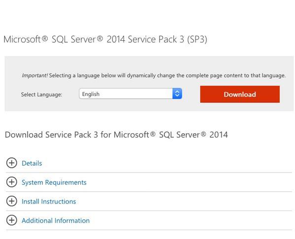 sql server 2014 service pack 3登場 マイナビニュース