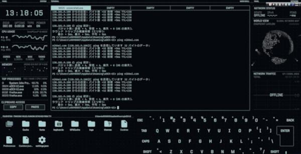 SFライクなデスクトップや多機能HTTPクライアントなど11月のGitHub