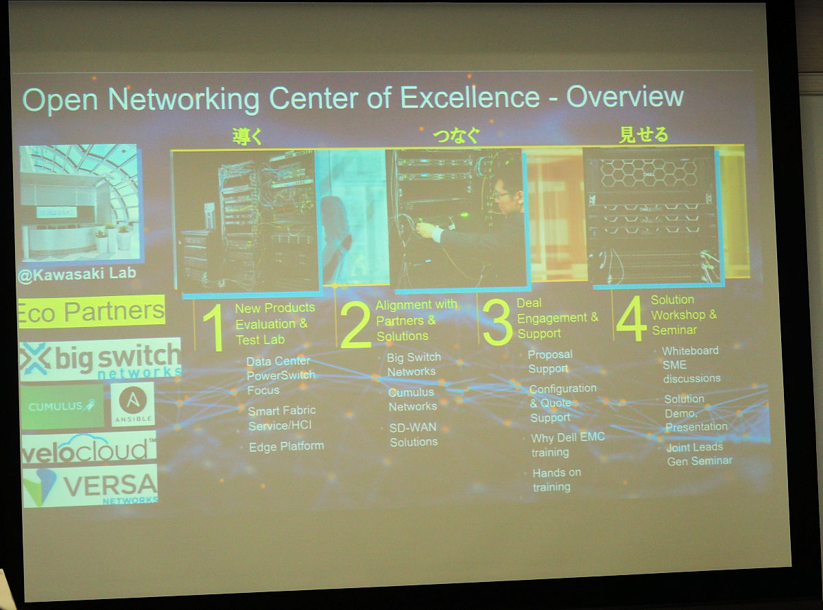 Dell EMCがBig Switch製品をOEM提供   マイナビニュース