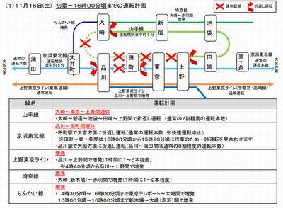 埼京 線 運休