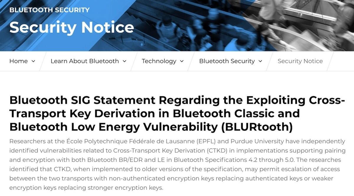 脆弱 性 bluetooth