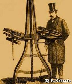 どこでもサイエンス (44) 電話より先に発明されたファックス
