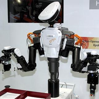 ロボットによる産業革命は起きる...