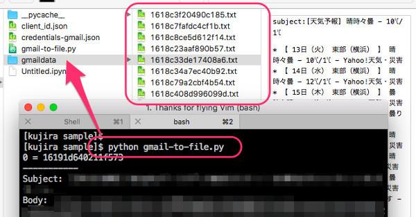 Python Gmail Api Get Messages