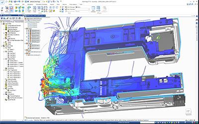 3D CAD上でカンタンに高精度な熱...