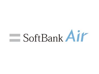 ソフトバンクエアーのロゴ